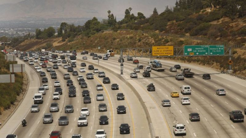 Trump Administration Threatens To Withhold Highway Funding From California