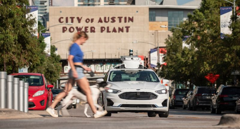 Ford Motor Co to Deploy its Self-Driving Cars in Austin, TX with Argo AI