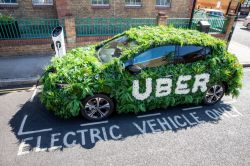 Uber & EVgo Sign MOU to Promote the Use of Electric Vehicles on Uber's Platform