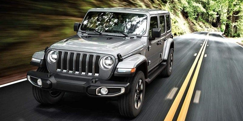 A Jeep Wrangler Plug-in Hybrid Confirmed for 2020