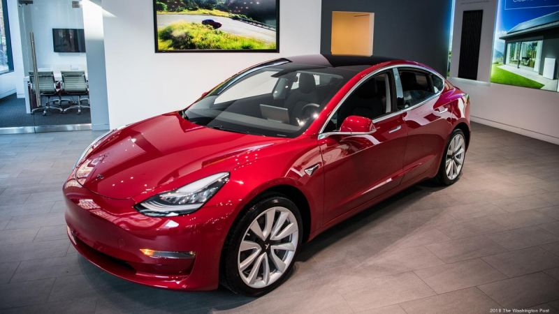 Tesla Reports a Record Quarter, Delivering 97,000 Electric Vehicles