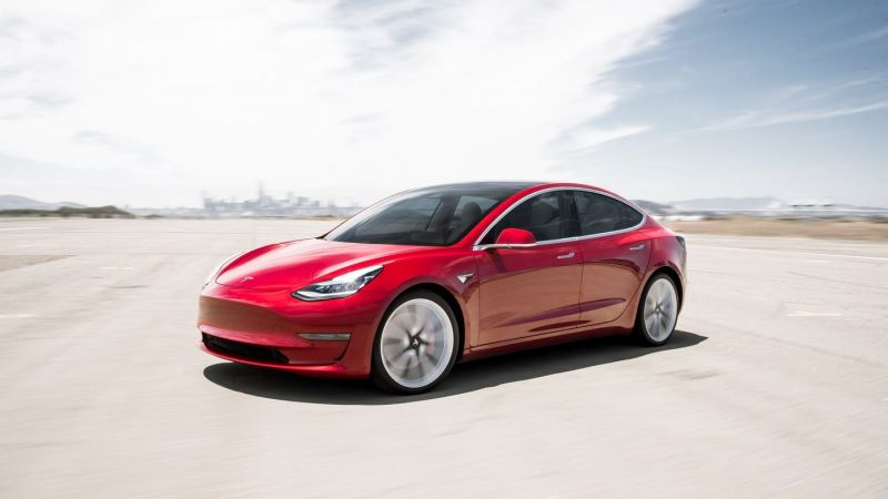 Tesla Will Soon Stop Shipments of the Standard Range Model 3 to China