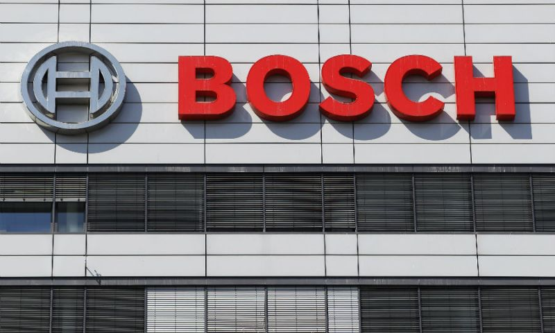 Auto Supplier Bosch to Manufacture Silicon Carbide Chips That Can Extend the Range of EVs