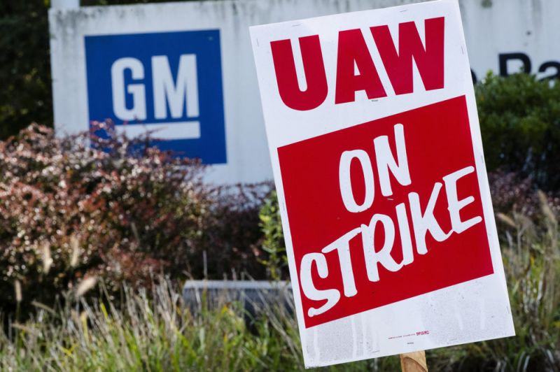 The Ongoing General Motors Strike Affecting up to 150,000 Auto Industry Workers