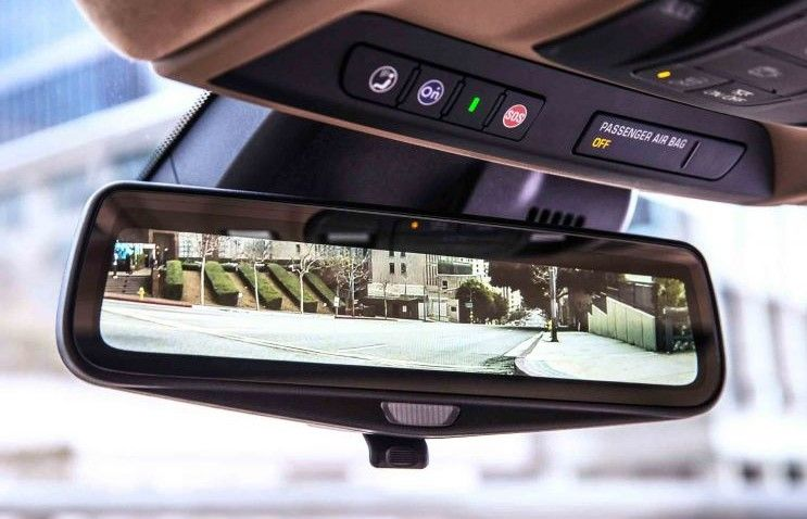 NHTSA Seeking Input to Allow Digital Displays to Replace Traditional Glass Mirrors on Vehicles