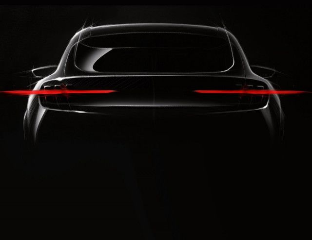 Everything We Know About Ford's Mustang-Inspired Electric Crossover