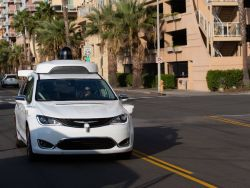 Waymo Brings Autonomous Cars to Los Angeles to Map the City