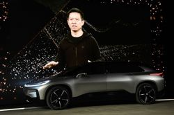 Founder of EV Startup Faraday Future Files for Bankruptcy Protection