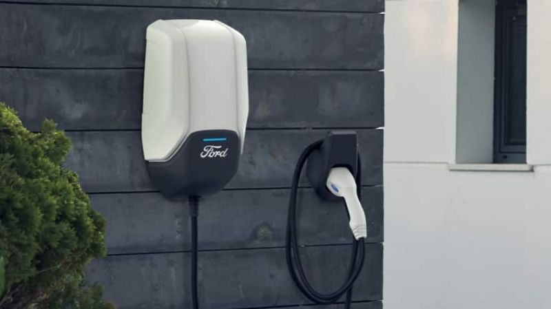 Ford is Launching the Largest EV Charging Network in the U.S.