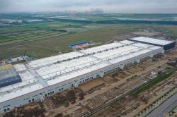 Tesla Given Green Light to Start Building Vehicles at its Shanghai Gigafactory