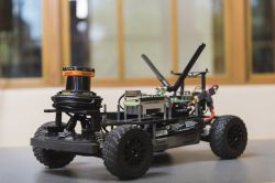 Researchers Are Using Model Cars to Perfect Autonomous Vehicles