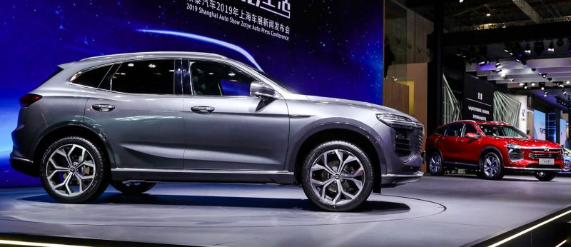 Chinese Automaker Zotye Automobile Signs Up Dealers in 100 U.S. Markets