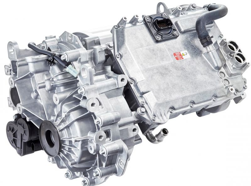 Magna International to Supply Dual-Clutch & Hybrid Transmissions to BMW
