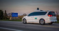Waymo's Detroit Plant Helping With Autonomous Car Production