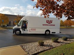 Electric Vehicle Maker Workhorse to Unveil its Next-Gen Electric Delivery Van