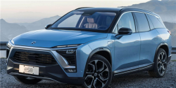 EV Startup NIO to Partner with Intel's Mobileye on Self-Driving Cars