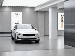 Polestar Opens Dealership in Oslo, Will Focus on China, U.S., Europe in 2020