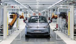 Volkswagen Kicks Off Production of Fully-Electric ID.3