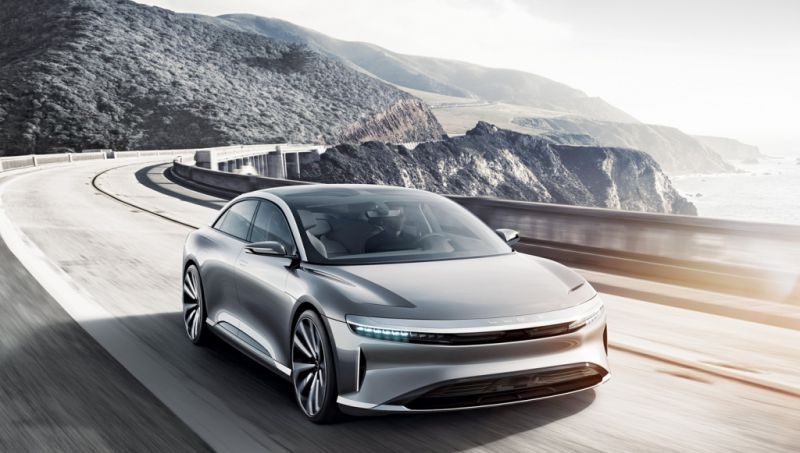 California EV Startup Lucid Motors Begins Construction on its Arizona Factory