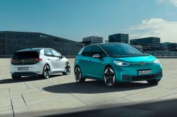 Volkswagen is Investing $66 Billion in E-Mobility and Digital Technology