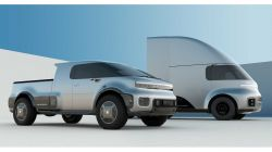 Here's What You Need to Know About Neuron's Electric Semi and Pickup Truck