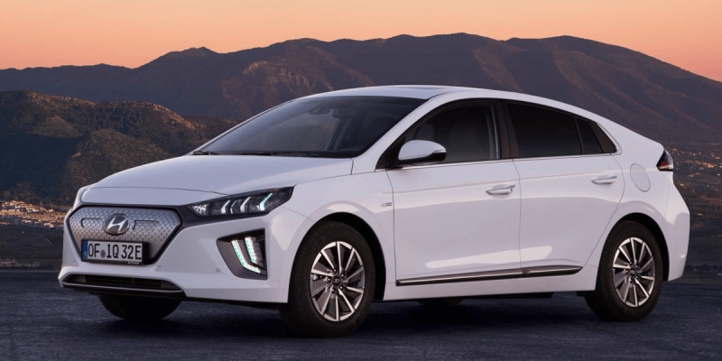 Hyundai Shows Off a Redesigned Electric IONIQ at the Los Angeles Auto Show