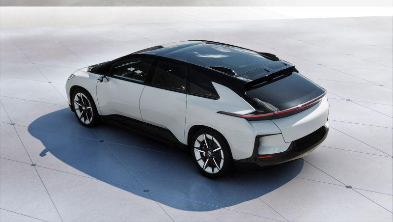 With a New CEO, EV Startup Faraday Future is Focused on Transforming Mobility