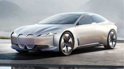 BMW Showcases Upcoming i4, Claims 373 Miles of Range