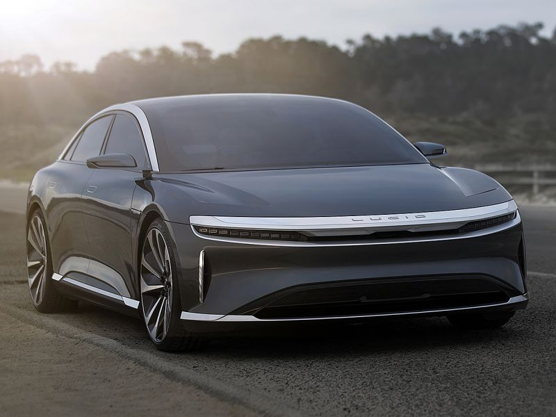 Tesla Rival Lucid Motors Hosts an Official 'Ground-Building' Event for its New $1 Billion Arizona Factory