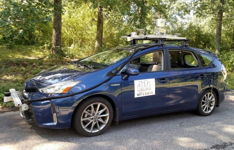MIT's Trying to Teach Autonomous Cars to Look Out for Unpredictable Drivers