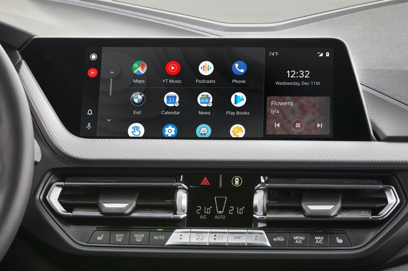 BMW Announces its Vehicles Will Support Android Auto in Mid-2020