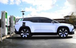 California Automaker Fisker Inc. to Debut the Fully-Electric Ocean SUV at CES, Electrify America Announced as EV Charging Partner