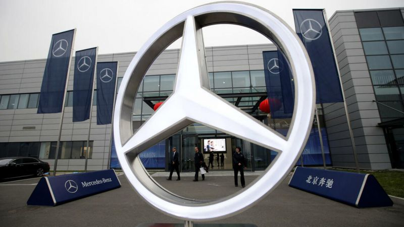 Chinese Automaker BAIC is Planning to Raise its Stake in Daimler to Become its Biggest Shareholder