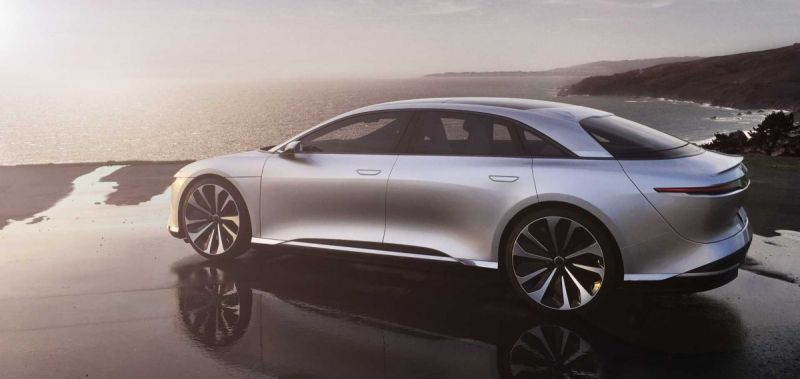 Luxury Electric Automaker Lucid Motors Opens Up Reservations for its Air Sedan