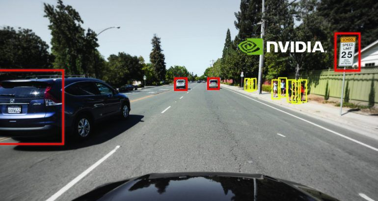 NVIDIA is Offering its Trained Deep Neural Networks to the Industry to Accelerate the Development of Autonomous Vehicles