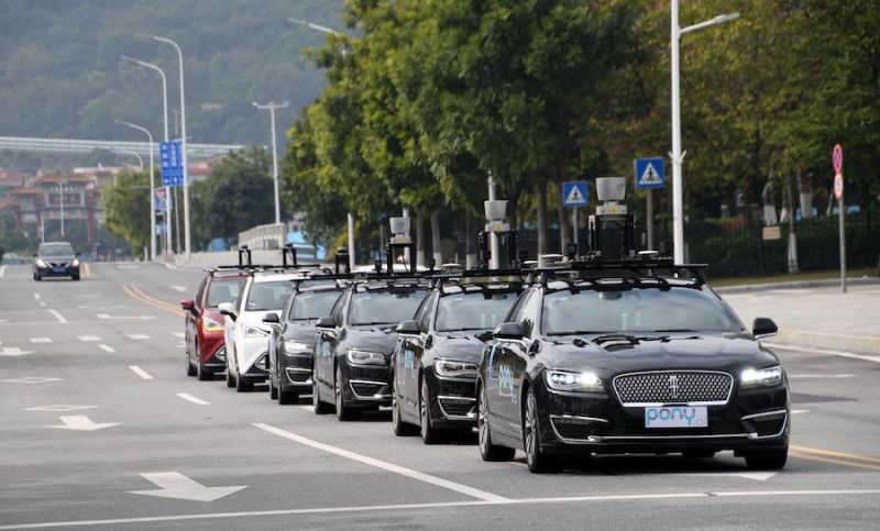 Chinese Consumers More Trusting of Autonomous Cars Than Westerners, Claims Survey