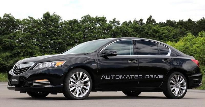 Honda Planning to Debut Level 3 Autonomous Car in Japan Next Year