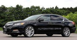 Honda Planning to Debut Level 3 Autonomous Car in Japan Next Year