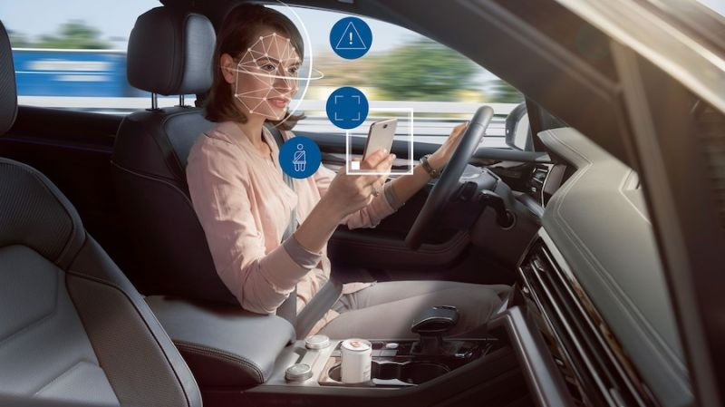 Bosch's Latest Artificial Intelligence System Looks out for Tired, Distracted Drivers