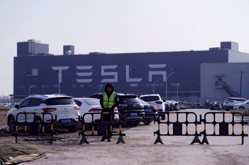 Tesla to Deliver the First China-made Model 3s on Dec. 30