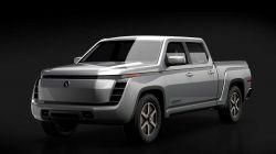Lordstown Endurance Electric Pickup to Get 600 Horsepower & 200+ Mile Range