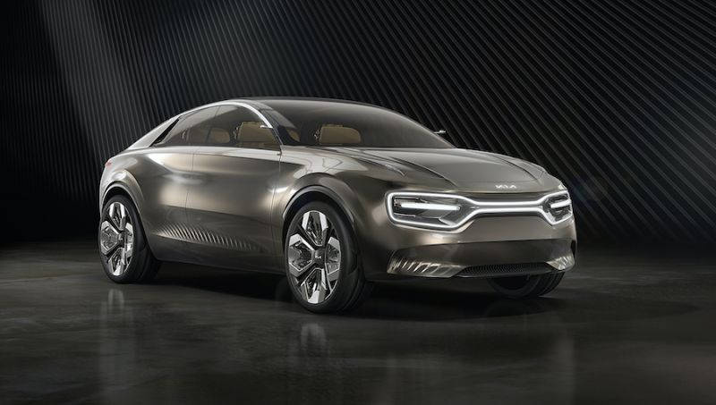 Kia Set to Introduce a New EV in 2021, Will Be Based on the Imagine Concept