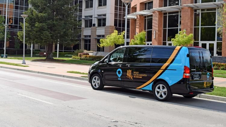 Ride-Sharing Startup Via Launches the Largest U.S. 'Micro-Transit' Service in California