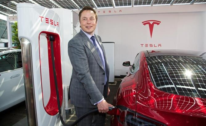 Tesla's Latest Stock Surge Raises its Market Value Higher Than Rivals GM & Ford Combined