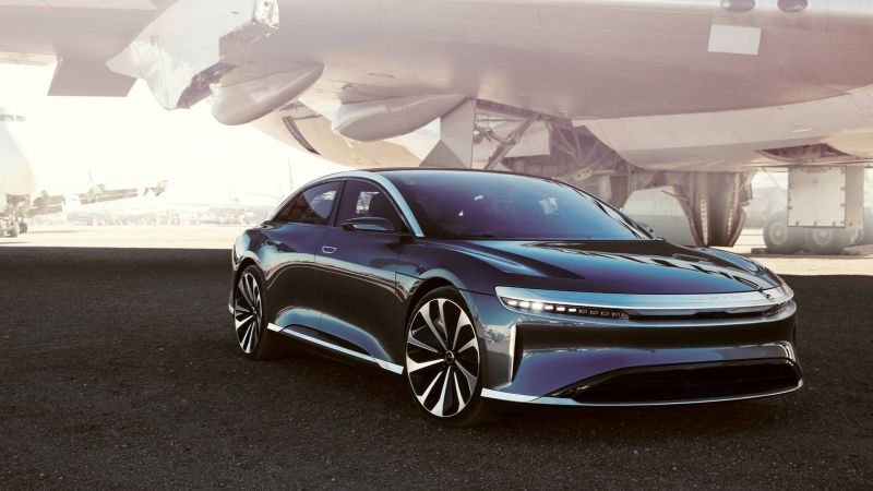 EV Startup Lucid Motors to Reveal a Near Production Version of its Ultra-Luxurious Air Sedan at the NY Auto Show