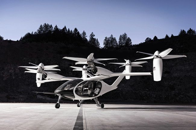 Toyota invests US$394 million in flying vehicle company