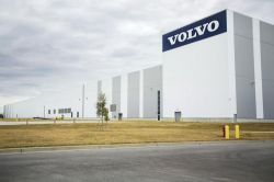 Volvo to Build an Electric Vehicle Battery Plant in the U.S.
