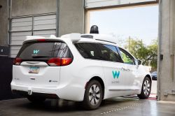 Waymo Commits to Using Safety Drivers in Autonomous Vehicles Long Term