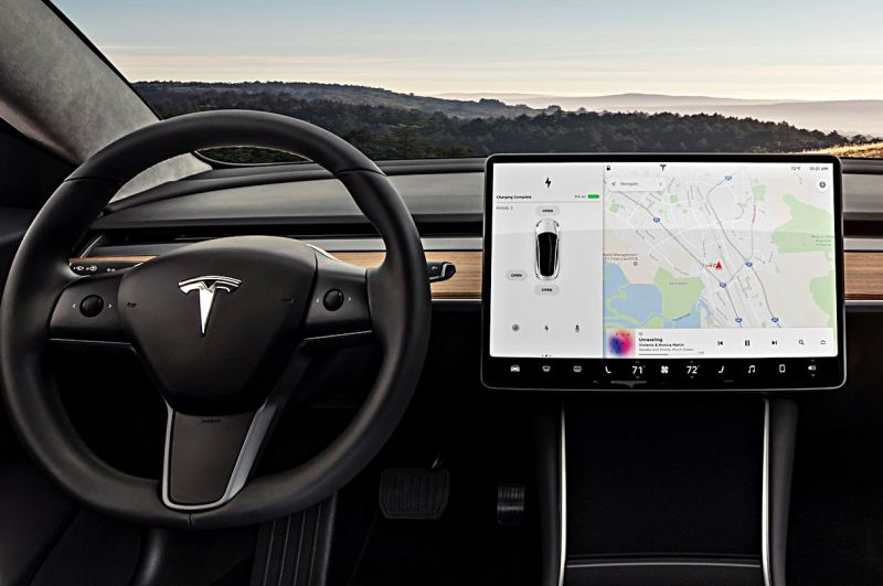 Tesla Announces it Will Use Baidu Maps in its China-Made Vehicles