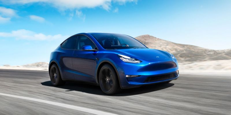 Here Are Some More Details About the Upcoming Tesla Model Y Crossover